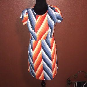 Lularoe girls  dress size 12